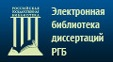 The official web � site of the Digital Dissertation Library of the Russian State Library